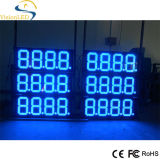 High Brightness를 가진 IP65 Outdoor LED Gas Price Sign