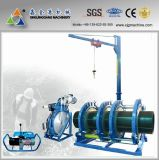 Máquina/tubo de la fusión de la soldadora/del tubo del tubo del HDPE que articula el tubo de /HDPE de la máquina/de la máquina de la soldadura a tope que articula la máquina