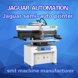 Planta de fabricación del LED impresora semi automática de la goma de la soldadura