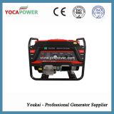 conjunto de generador portable refrescado aire de la gasolina de la potencia 5.5kVA