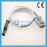 Ohmeda Adult Finger Klipp SpO2 Sensor, 7pin, 2.8m