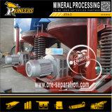 Impianto di lavorazione della baritina di processo di estrazione mineraria della baritina dell'attrezzatura mineraria del solfato di bario