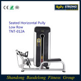 Hot Sale Body Building Salle de gymnastique assise horizontale Pully / Low Row TNT-012A