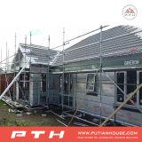 Edifício da construção de aço da alta qualidade como a casa da casa de campo