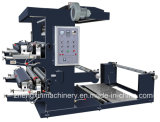 Zwei Farben-Hhhochhdruck-Drucken-Maschine für Gewebe nicht gesponnenes Zxh-C21200