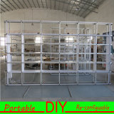 Salon modulaire portatif flexible vert durable de DIY