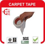 高品質の付着力の二重味方されたカーペットテープ