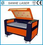 Cortadora del laser del CO2 para el caucho y el plástico
