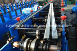 태양 Strut 7.5kw Main Power Two Sets Punching Mold Roll Forming Equipment