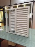Aluminum economico Swing Window con Manual Blind per House