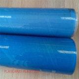 Trasparente in vinile di plastica