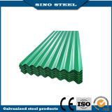 Shee de aço ondulado colorido galvanizado para a venda com melhor preço