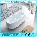 Bañera de acrílico libre moderna para el adulto (BL1009S)