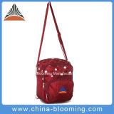 女の子のナイロン肩のメッセンジャーのショッピング吊り鎖学生のCrossbody袋