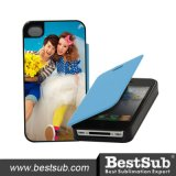Bestsub personalizou a tampa do telefone do Sublimation para iPhone4/4s (IPK30B)
