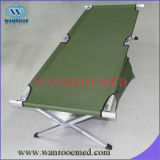 Кровать алюминиевого сплава складывая ся, растяжитель лагеря