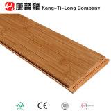Suelo flotante de bambú del sistema del tecleo