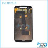 Affissione a cristalli liquidi dello schermo di tocco con visualizzazione per Motorola Moto E