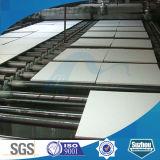 Plafond non-combustible acoustique des laines de laitier Rh90