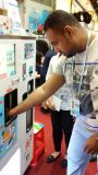 Máquina macia Vending do gelado (UL aprovado) (HM736)