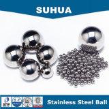 3/16 '' bola de acero inoxidable SUS304 para el rodamiento