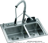 Meubles personnalisés de cuisine de Module de cuisine de laque