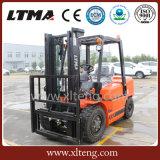 중국 포크리프트 공장 3.5 톤 디젤 엔진 지게차