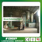 Usina de madeira da pelota da fábrica de tratamento de madeira da pelota