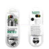 3.5mm Universal Stereo Mobile Phone Earphone con il Mic