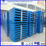 StahlPallet mit Cer Certificate für Warehouse (EBILMETAL-SP)
