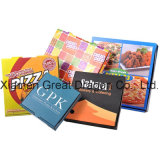 자연적인 보기 마분지 피자 상자 (PPB103)
