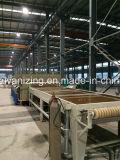Olio del filo di acciaio che tempera la linea di produzione completa