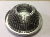 Dissipadores de calor de alumínio de giro do CNC do OEM para a iluminação do diodo emissor de luz PAR38