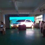 Visualizzazione di LED locativa P10 nella visualizzazione di LED esterna