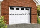 単一のパネルの自動ガレージのドア