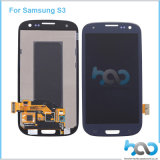 De mobiele Reparatie LCD van het Scherm van de Telefoon voor het Vlakke Comité van de Melkweg van Samsung S3