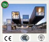 Laag betaal Eenvoudig Mobiel Geprefabriceerd/PrefabKoffiebar/Huis in de Straat