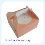 Wedding su ordinazione Paper Box per Food/Cake