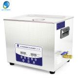 Pulitore ultrasonico del laboratorio speciale di disegno per cristalleria