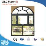 Glaçure Windows de double glacée par aluminium de guichet en aluminium de guichet
