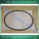 Joint circulaire coloré imperméable à l'eau de cavité de silicones
