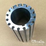 Profil en aluminium/en aluminium d'extrusion pour le radiateur