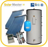 Système du chauffage 2016 à énergie solaire à haute pression fendu