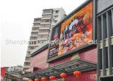 Panneau de mur visuel extérieur du panneau d'Afficheur LED d'IMMERSION de l'IMMERSION P16 d'OEM HD/DEL