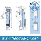 Fechamento de porta do armário do controle de Rod da alta segurança Yh9510