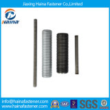 Nuts를 가진 Jiaxing Haina Stainless Steel Threaded Rod