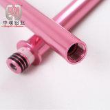 Tube plié par aluminium adapté aux besoins du client à la mode pour la décoration sanitaire (AE-T4)