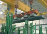 Elevatore magnetico per il tubo rotondo e d'acciaio MW35