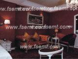 De luxe Reeks van de Slaapkamer van het Meubilair van de Slaapkamer van het Hotel (emt-D1202)