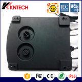 Il telefono protetto contro le esplosioni resiste al telefono Iecex certifica Knex1 Kntech